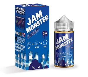 Líquido Jam Monster - Blueberry