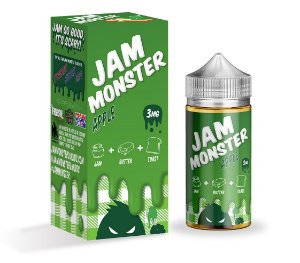 Líquido Jam Monster -  Apple