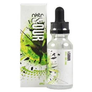 LÍQUIDO NKTR SOUR - APPLE (MAÇÃ)