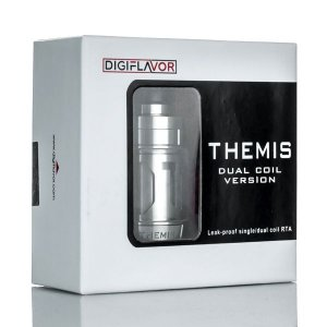 Tank Themis RTA Dual Coil Version