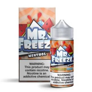Líquido MR. Freeze Menthol -  WATERMELON  FROST