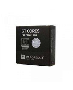 Bobina (Resistência) p/ Atomizador NRG - GT6 - GT CORES - Vaporesso