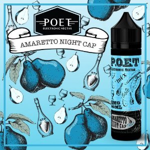 Líquido P.O.E.T - Amaretto Night Cap Pear