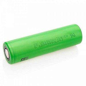 Bateria 18650 Li-Ion US 18650 VTC4 3.6V 2100mAh High Drain 30A  - Kangertech  UNITÁRIO