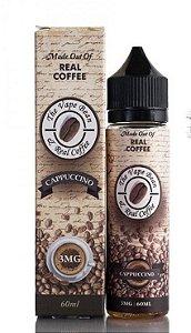 Líquido Vape Bean - Cappuccino