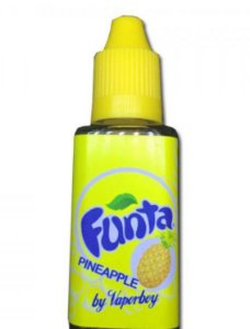 Líquido Funta Pineapple - By Vaporboy