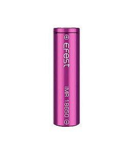 Bateria 18650 Li-Ion Efest Purple 18650 3.7V 3000mAh High Drain 35A - UNITÁRIO
