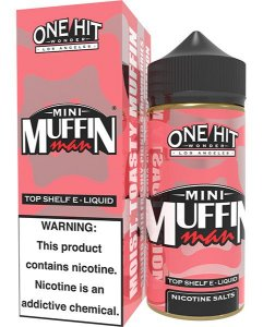 LÍQUIDO MINI MUFFIN MAN - ONE HIT WONDER E-LIQUID