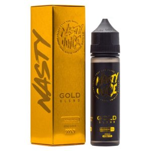 Líquido Gold Blend - Tobacco - Nasty Juice
