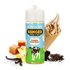 Líquido American Dream Cream - Banger