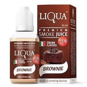 Líquido Liqua - Brownie