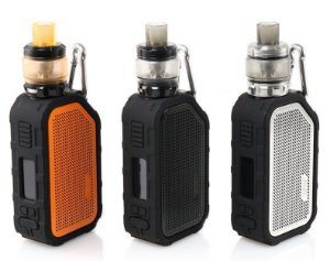 Kit  Active Bluetooth Music TC Kit with Amor NS Plus 2100mAh - Wismec