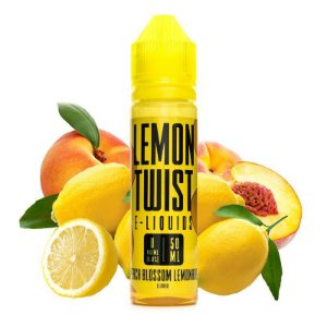 LÍQUIDO PEACH BLOSSOM LEMONADE - TWIST ELIQUID