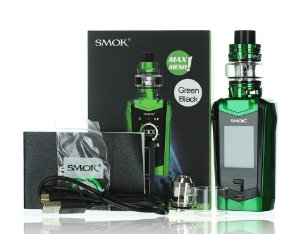 Kit Species 230W Touch Screen TC Kit with TFV8 Baby V2