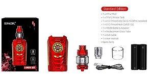 Kit I-Priv 230W Voice Control TC Tank TFV12 Prince + 2 Baterias Samsung 30Q 18650 3.7V 3000mAh