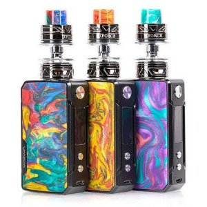Kit Drag Mini 117W TC Kit with UFORCE T2 4400mAh - VOOPOO