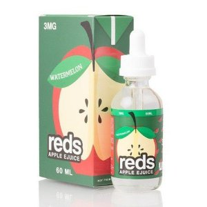 LÍQUIDO APPLE WATERMELON REDS E-JUICE - 7 DAZE