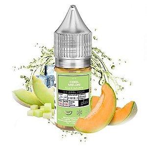 Líquido Salt Nicotine Cool Melon - Glas
