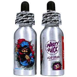 Líquido salt Nicotine A$AP GRAPE - Nasty Juice