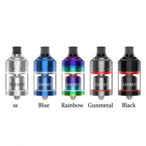 Kit  Ammit MTL RTA 24mm 4ml - Geekvape