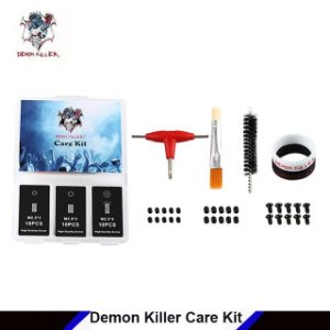 Kit  Care Kill DIY Tool - Demon Killer Parafusos Vape