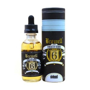 Líquido Brewell Tobacco 6 Ice