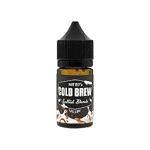 Líquido Nicotine Salt - Vanilla Bean - Nitros Cold Brew