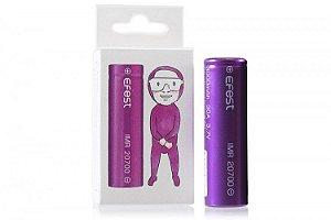 Bateria 20700 Li-Ion Efest Purple  3.7V 3000mAh High Drain 30A - UNITÁRIO