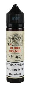 LÍQUIDO BLOOD ORANGE - TONIX ELIQUID