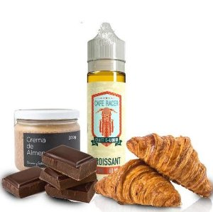 Líquido Cafe Racer Craft E-Liquid Croissant