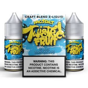 LIQUIDO TWISTED FRUIT  SALT - BLUE RASPBERRY