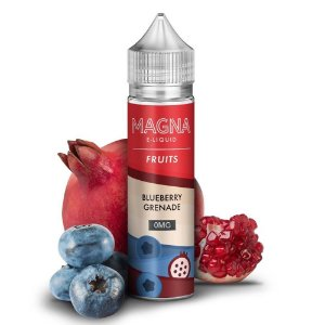 Líquido Fruits Blueberry Grenade - Magna