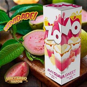 LÍQUIDO  ZOMO - MY GUAVA SWEET   E-JUICE