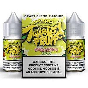 Líquido Nic Salt Strawberry Kiwi - Twisted Fruit
