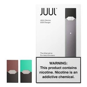 KIT JUUL  COM 2 PODS E CARREGADOR