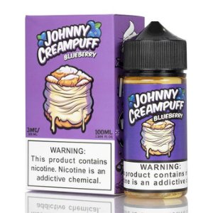 Líquido Johnny Creampuff Blueberry