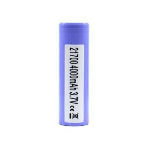 Bateria 21700 4000mah 3.7v 40T - Samsung