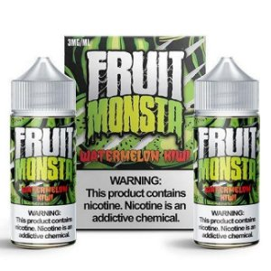 Líquido Watermelon Kiwi - Fruit Monsta