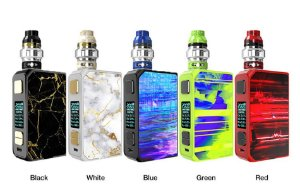 Kit LUX 200 TC Kit with Tank  Mesh - CoilART