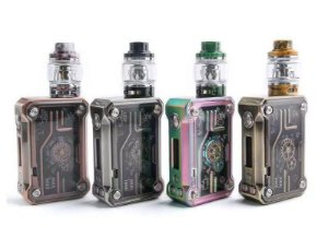 Kit tesla  Punk 220w Tank Resin - Telascigs