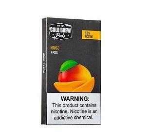 Pod para Juul ( Mango ) - Nitros Cold Brew