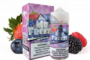 LÍQUIDO BERRY FROST - MR FREEZE