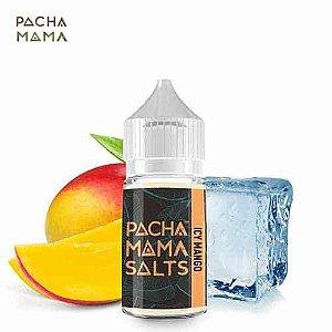 Líquido NicSalt Icy Mango - Pachamama