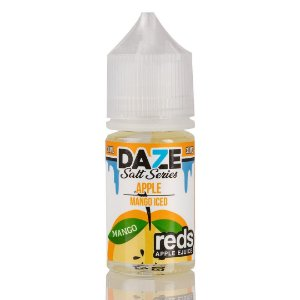 Líquido NicSalt  Mango ICED - Reds  - 7 DAZE
