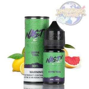 Líquido salt Nicotine HIPPIE TRAIL - Nasty Juice