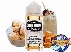 Líquido Nicotine Salt - Salted Caramel - Nitros Cold Brew