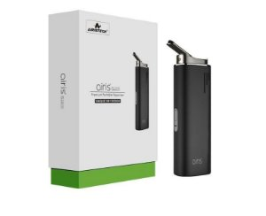 VAPORIZADOR DE ERVAS AIRIS SWITCH UNIQUE 3IN1 - AIRISTECH