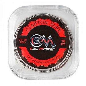 Fio Clapton K Wire - 3 Metros - Coil Master