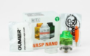 TANK WASP NANO RDTA 2ml -  OUMIER