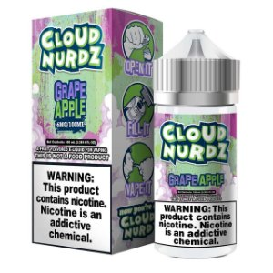 Líquido Grape Apple Cloud Nurdz